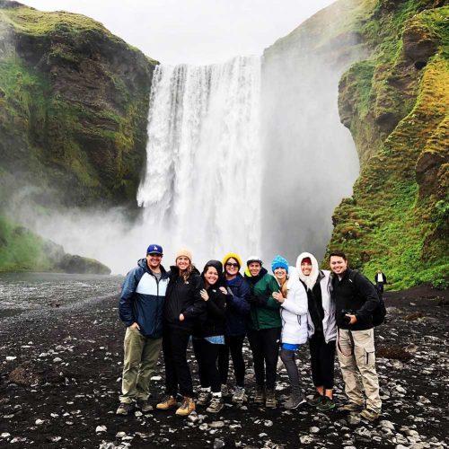 Skógafoss---Iceland